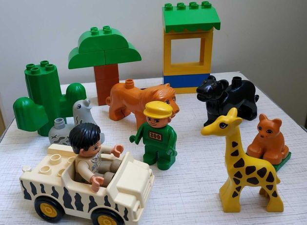 Игровой набор Зоопарк Lego Duplo