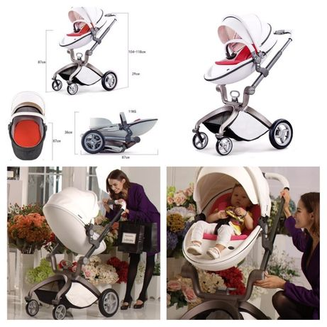 Всесезонная коляска Hot Mom 2в1,2018,mima xari,хот мом,foo foo,Ninos
