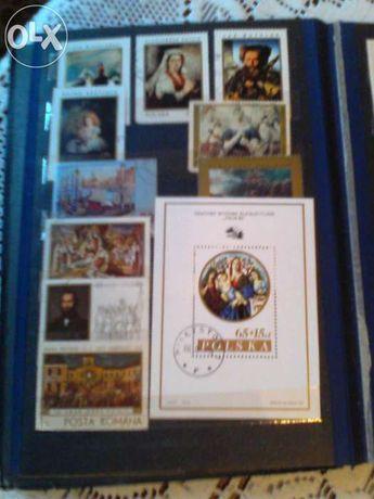 OKAZJA-Klasery ze znaczkami(sprzedam lub zamienie)