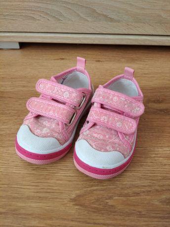 Buty dziecięce dla dziewczynki r.23