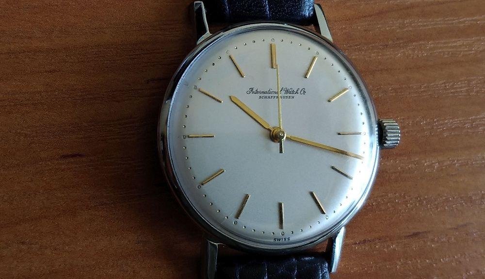 Zegarek IWC Schaffhausen Nowy Dwór Mazowiecki - image 1