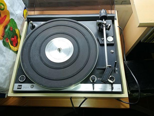 Gramofon Dual 701 rzadkość