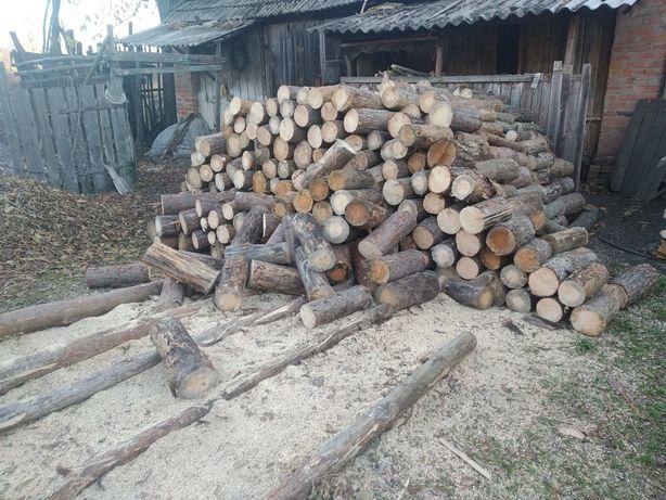Пиляю та порубаю дрова