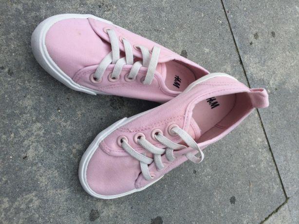 Trampki buty dziewczęce HM r.26