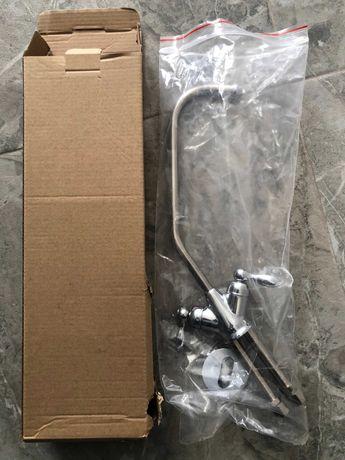 Подвійний кран для подачі очищеної води