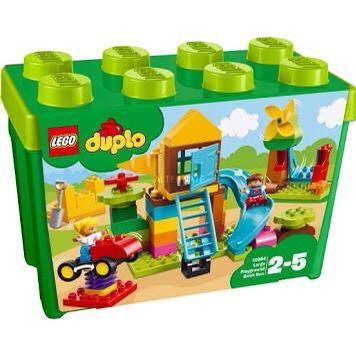 Lego Duplo 10864 plac zabaw duży