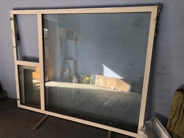 Витринный стеклопакет, окно