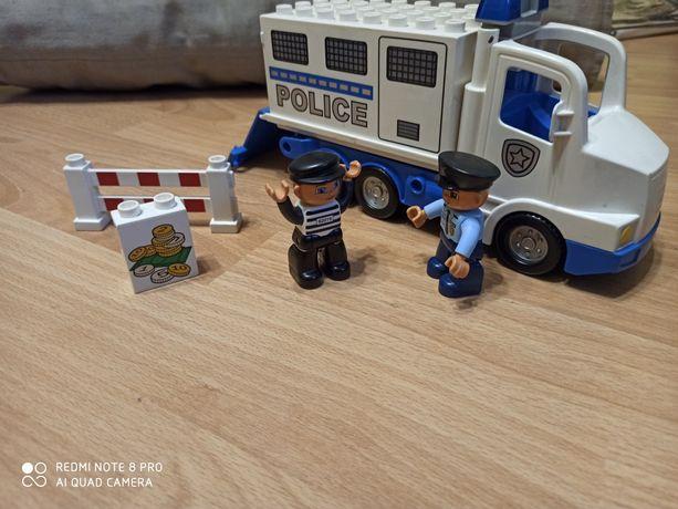 Продам набор Lego Duplo  полицейский автозак