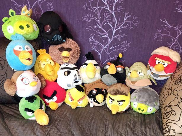 Maskotki Angry Birds - 17 szt