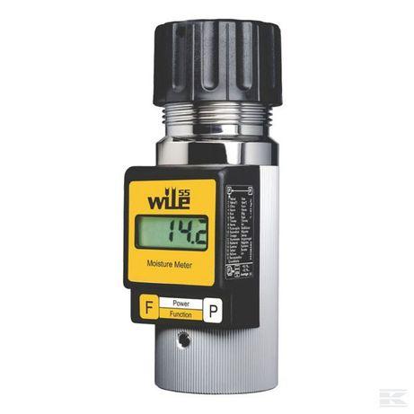 Wilgotnościomierz do ziarna Wile 55 - Tester/Miernik wilgotności zboża