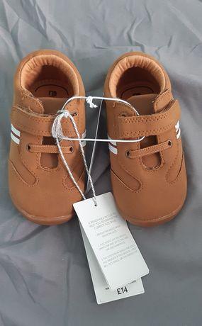 Nowe buciki r. 19