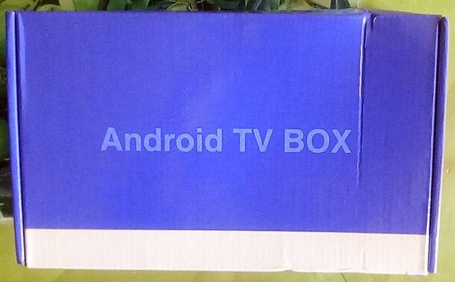 Dekoder 6K 3D Android 10.0 TV, pudełko Bluetooth 5.0 szybkie WiFi
