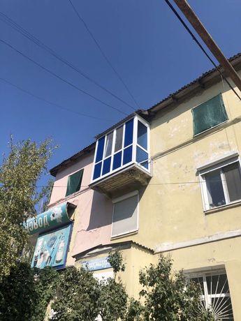 Французские балконы, Сварка каркасов, Окна