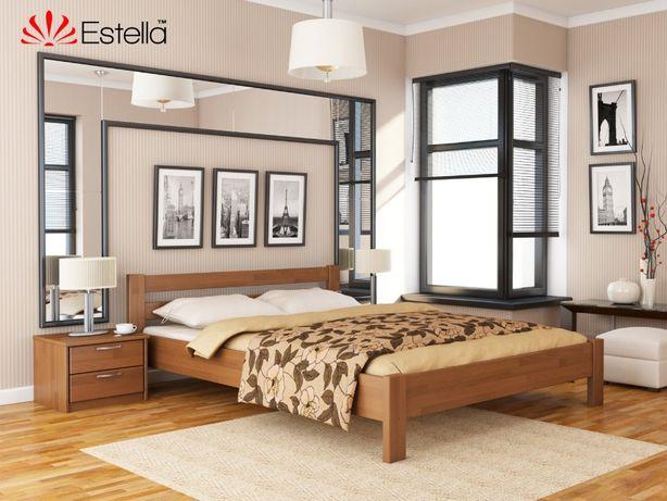 Деревянная кровать Рената Эстелла. Любые размеры. Бесплатная доставка!