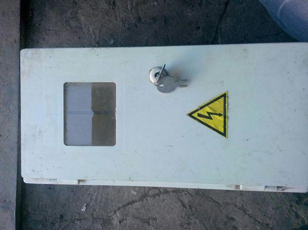 Коробок для електролічильника (новий)