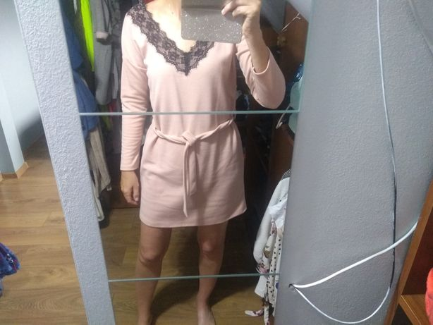 Sukienka jesień zima M 38