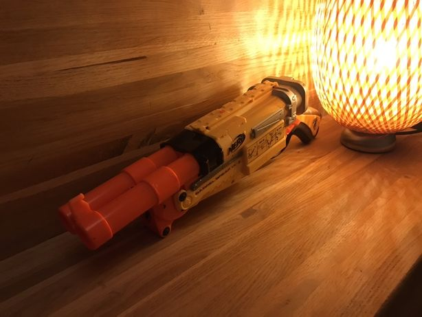 Nerf Barrel Break IX-2 N-Strike Blaster