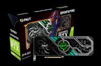 Karta Graficzna Palit GeForce RTX 3090 GamingPro 24GB NOWA FAKTURA