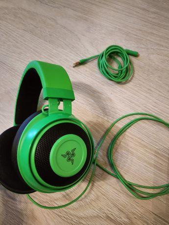 Słuchawki RAZER Kraken Zielony