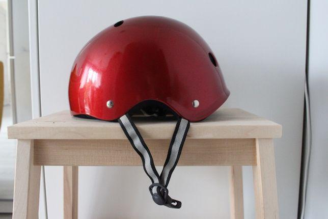 Kask ochronny (rower, deskorolka, rolki) rozmiar XL