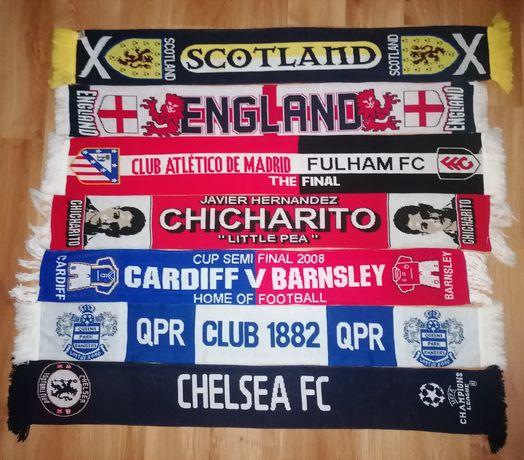 Szal Szalik Chelsea QPR Atletico Fulham Cardiff Barnsley