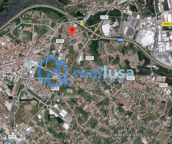 Terreno rústico na Quinta Clementina, Esgueira, Aveiro, Excelentes con