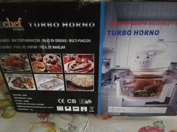 Forno Turbo saudável