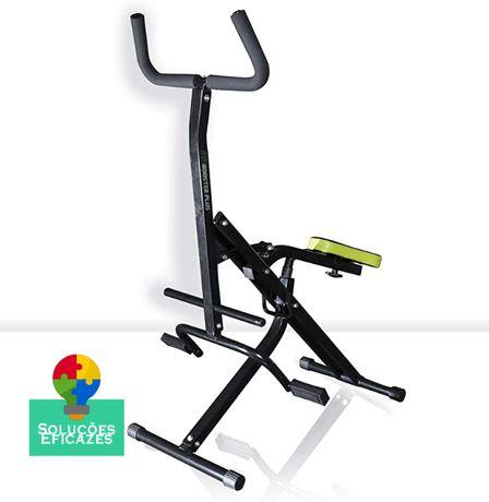 Máquina Multifunções Musculação- Ideal para ABDOMINAIS, PERNAS e BRAÇO