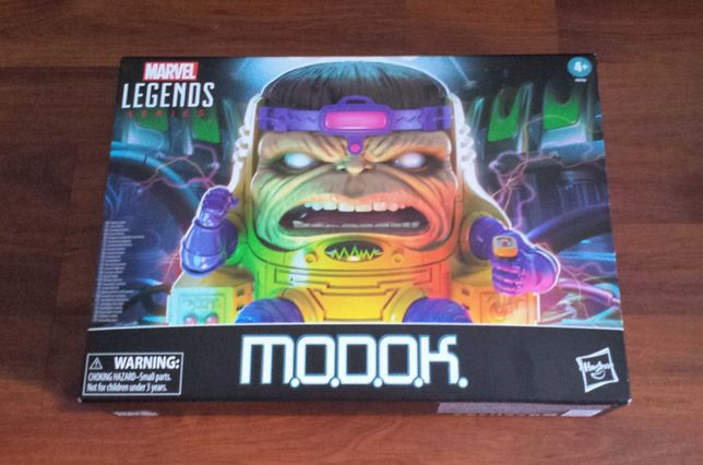 Action Figure Marvel Legends . M.O.D.O.K. Hasbro