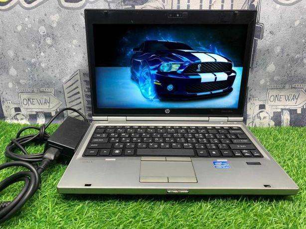 """HP Elitebook 12.5"""" i5/4GB/320GB série Profissional como Novo"""