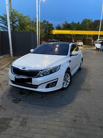 KIA K5(Optima) LPI 2015г