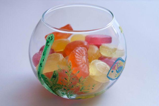 Стеклянные вазы-шары для флористики, интерьера, аквариумы.