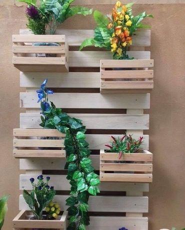 Ящик декоративний дерев'яний Декор дерево