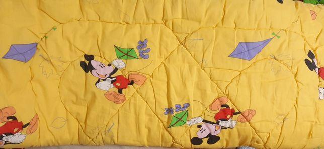 Тепла 140×100 зимова ковдра теплое зимнее одеяло