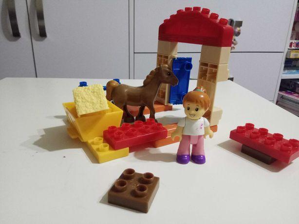 Набор конюшня, mega bloks, lego