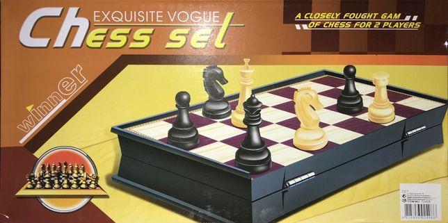 Zestaw Chess Sel Gra Szachy dla Dzieci Zabawka