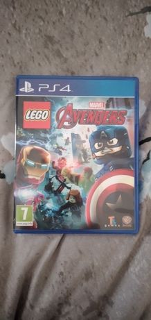 Gra na konsole ps4 Lego Marvel Avengers