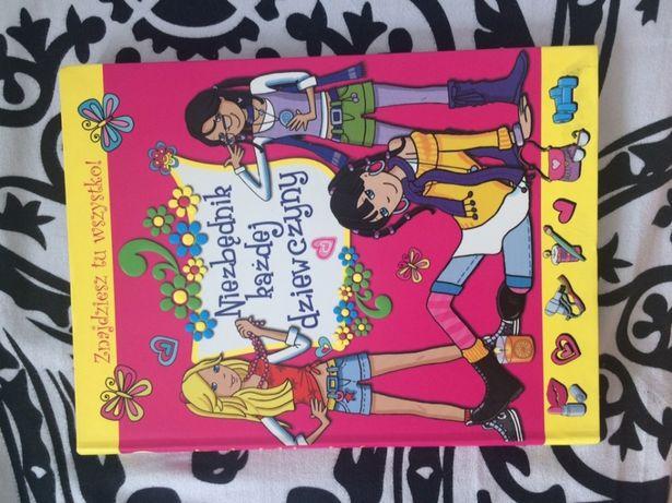 Książka dla dziewczyn niezbędnik poradnik moda makijaż zabawa