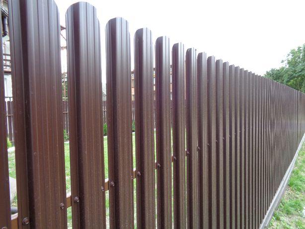Sztachety sztachetki metalowe producent ogrodzenia cała polska transpo