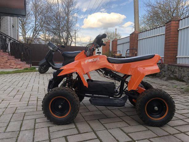 Електроквадроцикл Profi cross GSX-R
