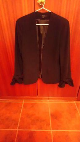 Blazers preto/branco zara
