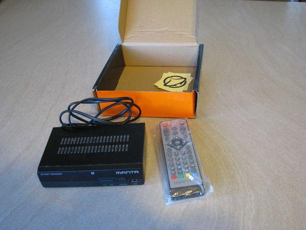 Dekoder DVB-T HD Manta DVBT010