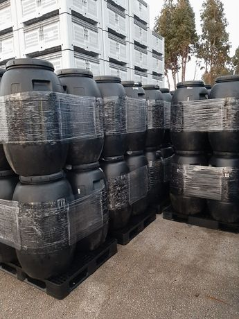 Barricas alimentares 220L