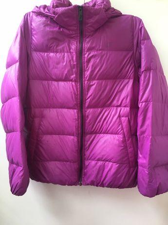 Nike куртка пух/пуховик m/l