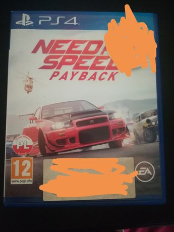 Need for speed payback ps4 play station 4 playstation4 crew forze dirt