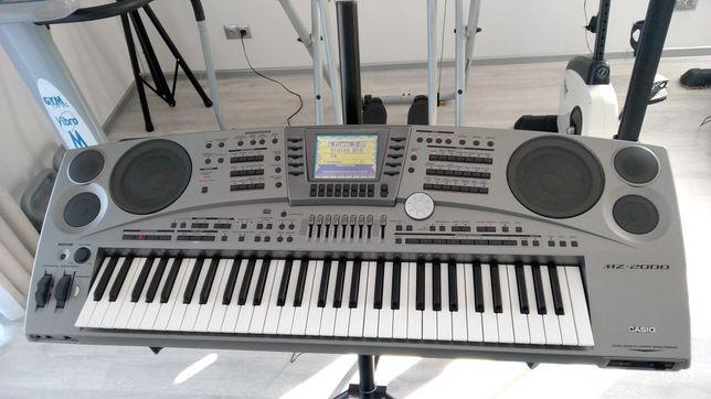 CASIO MZ- 2000 keyboard