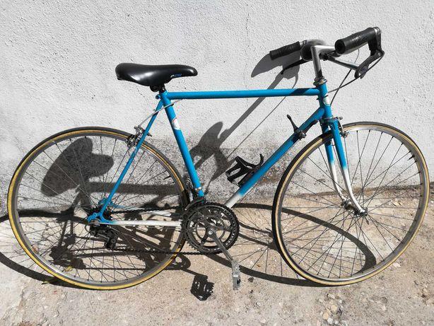 Bicicleta pasteleira anos 80