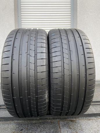 2szt letnie 225/45R17 Dunlop 6,5mm 2017r świetny stan! L246 Gwarancja