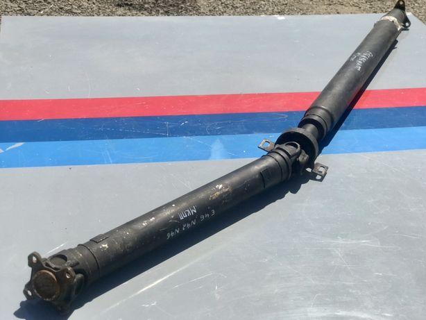 Кардан БМВ Е46 1.8 2.0 бензин Н42 Н46 МКПП 198тис bmw E46 N46 7533436