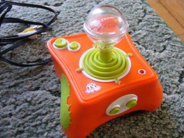 Konsolka gra TV Nicktoons Nickelodeon Game Key Jakks Pacific